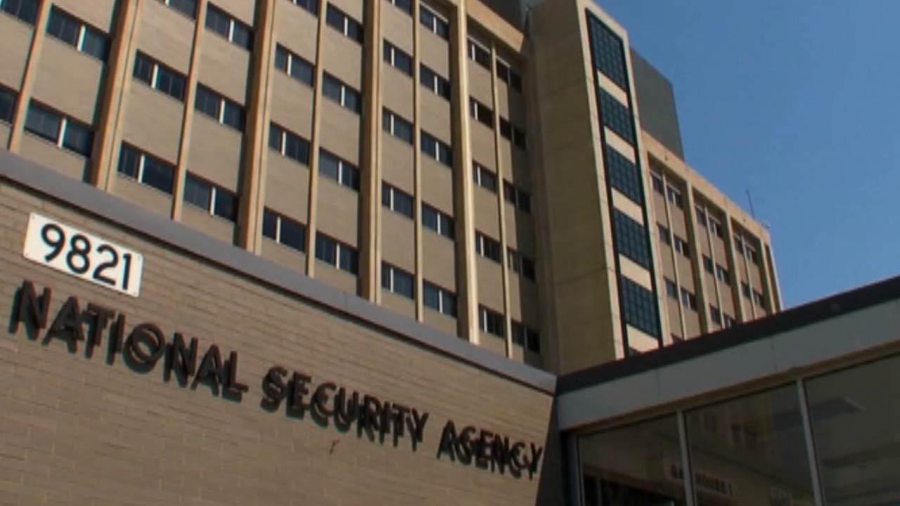The National Security Agency building at Fort Meade, Md. is seen in this undated file photo.