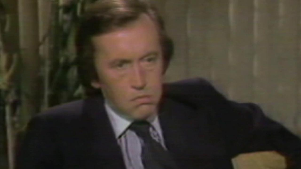 David Frost is seen in this undated file photo.