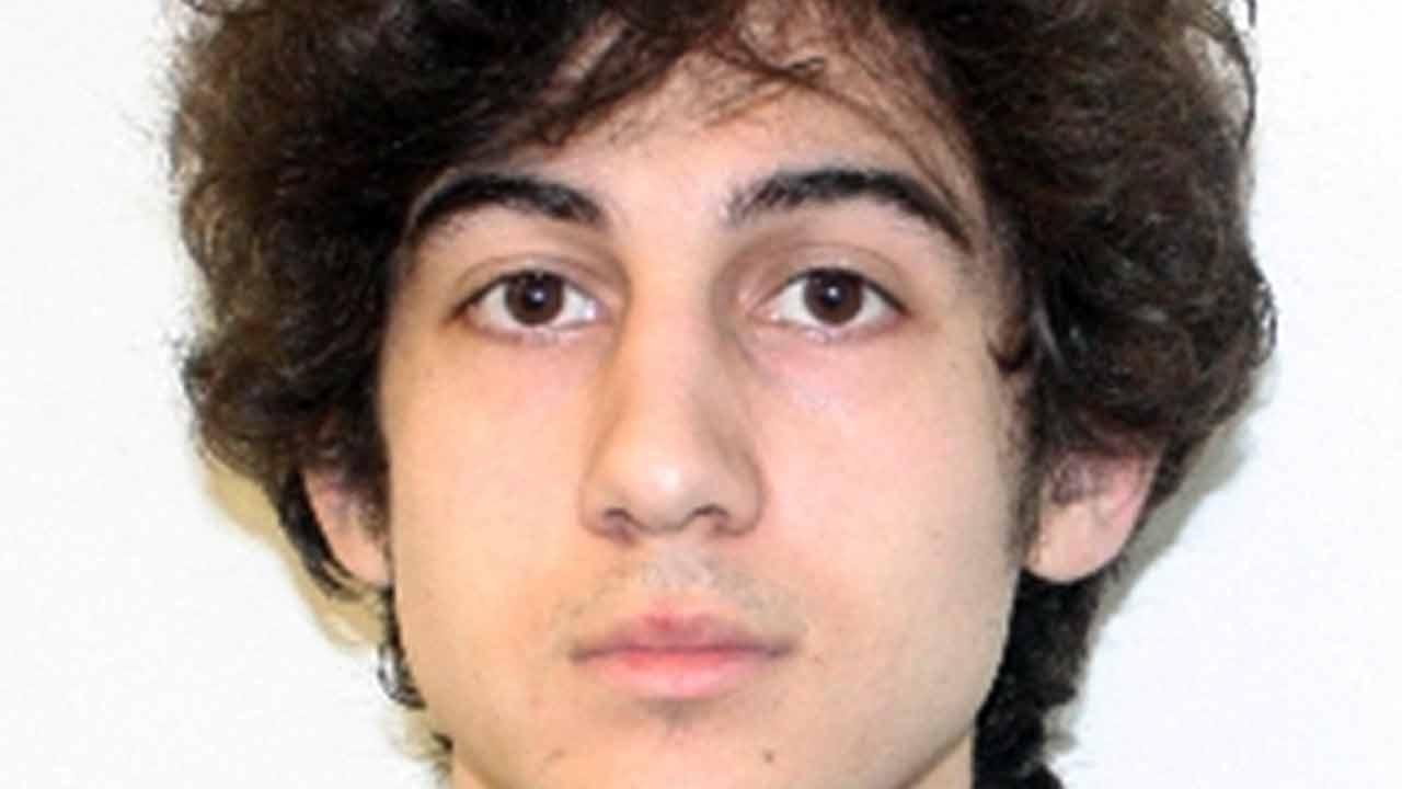 This file photo released Friday, April 19, 2013 by the Federal Bureau of Investigation shows Dzhokhar Tsarnaev, surviving suspect in the Boston Marathon bombings.