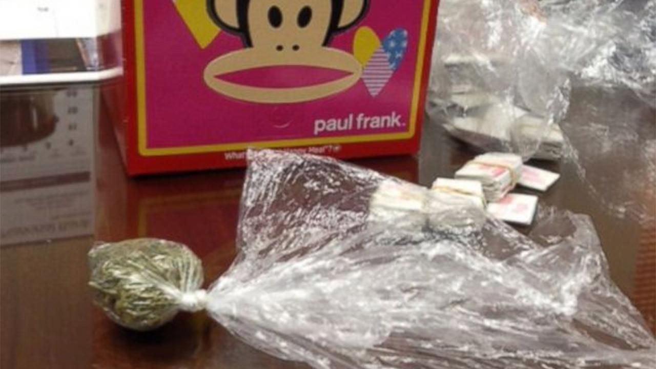 A McDonalds employee in Pittsburgh, Pa., was arrested Wednesday, Jan. 29, 2014, for allegedly selling heroin along with Happy Meals, police said.