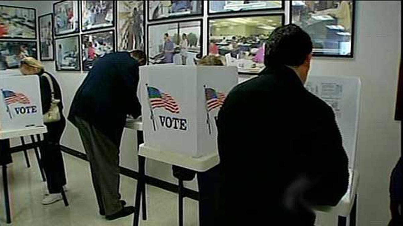 Voters are seen in this file photo.