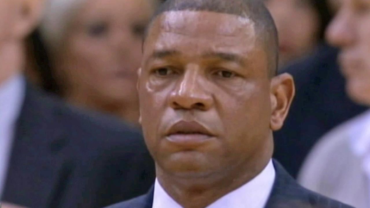 Doc Rivers is seen in this undated file photo.