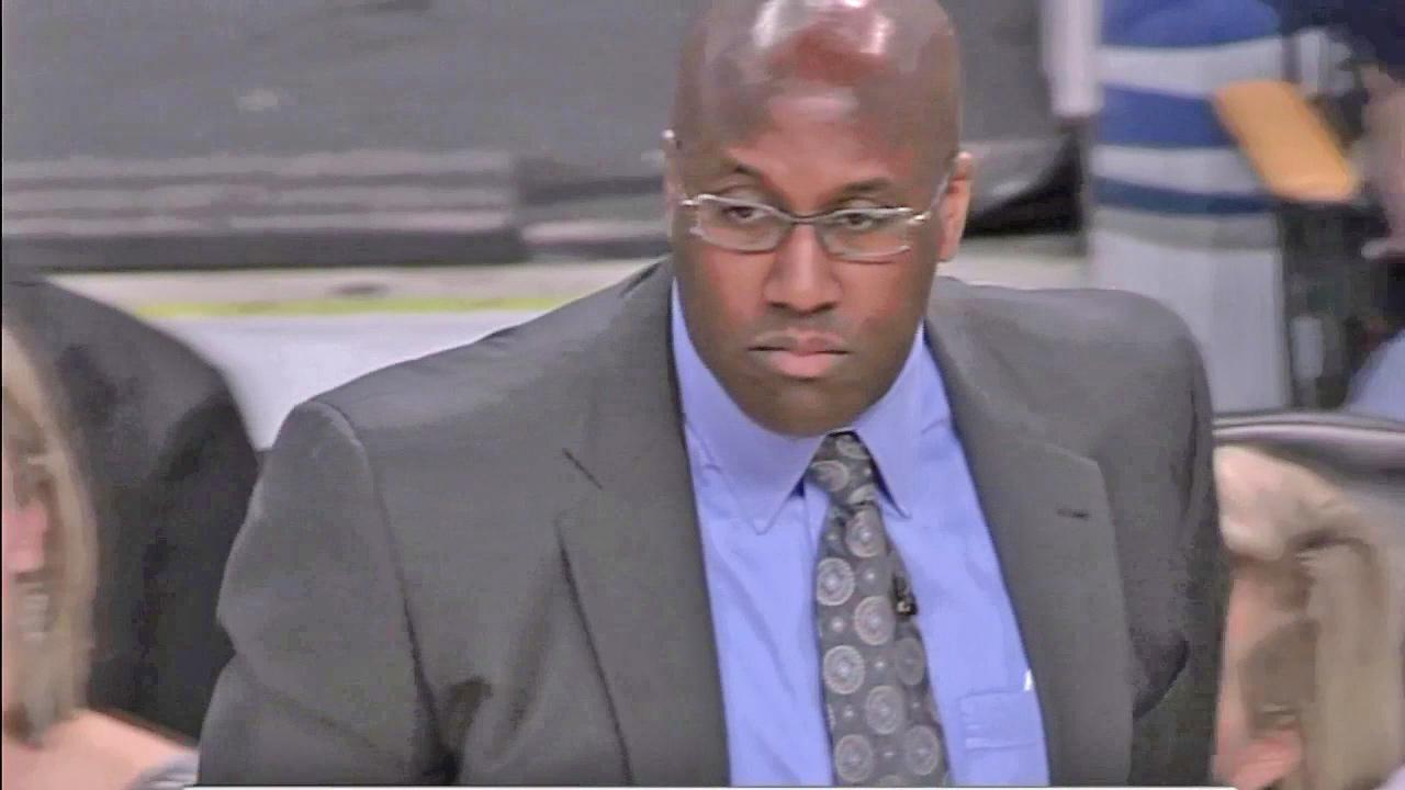 Former Los Angeles Lakers Head Coach Mike Brown is seen in this undated file photo.