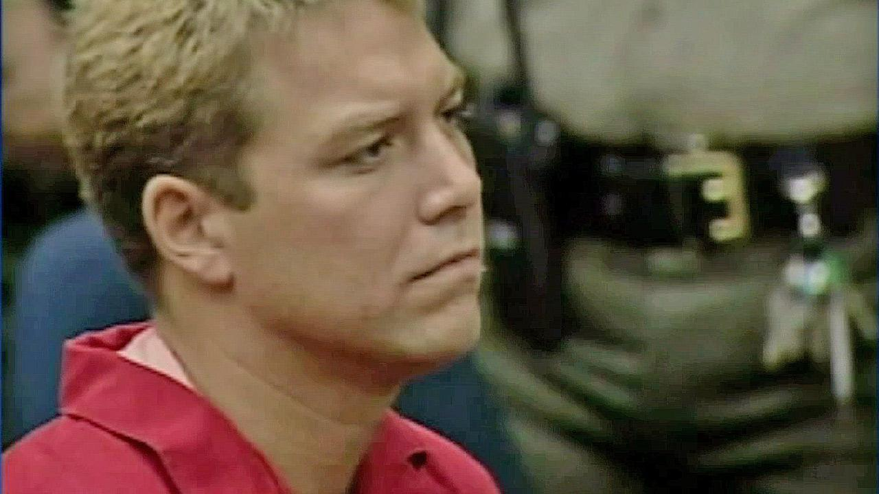 Scott Peterson appears in court in this file photo.