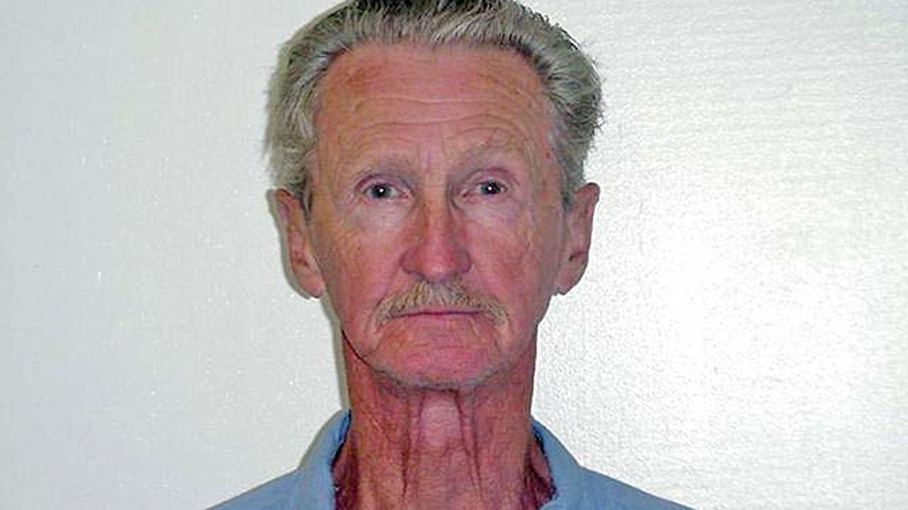 Gregory Powell, the killer chronicled in The Onion Field book and film, is seen in this file photo. Powell died in prison of natural causes on Sunday, August 12, 2012.