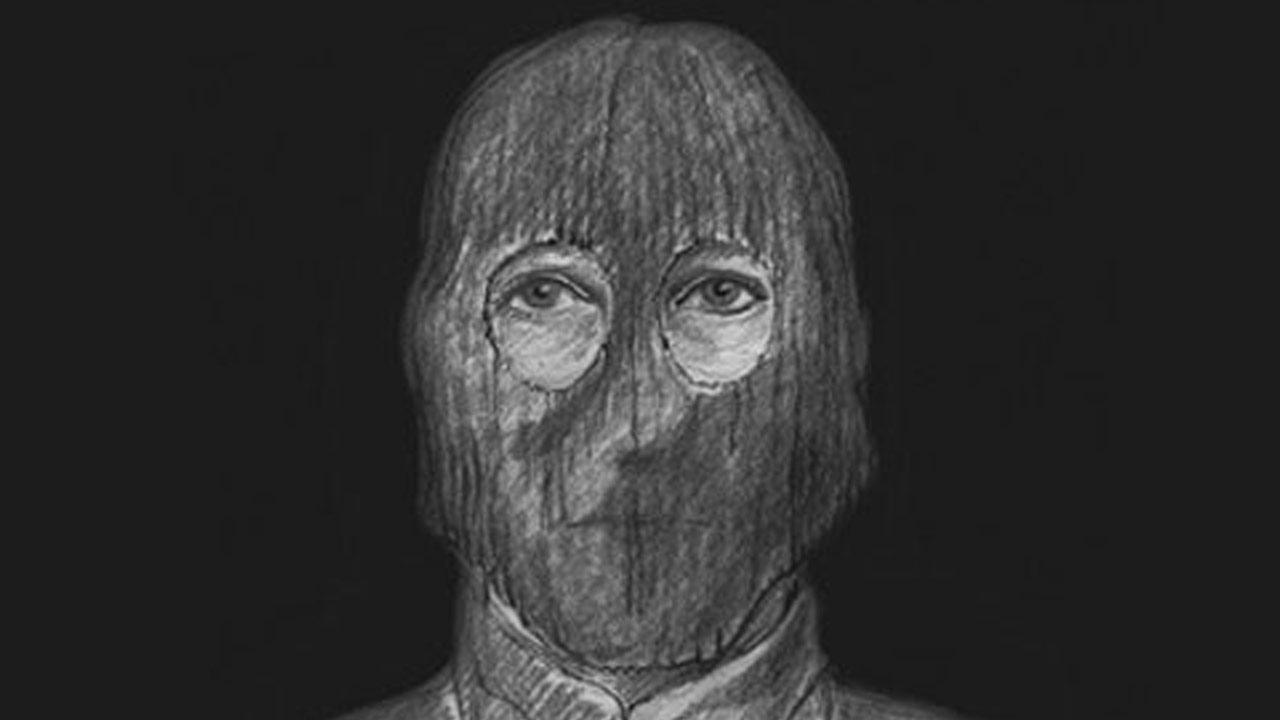 File sketch of the Golden State Killer.