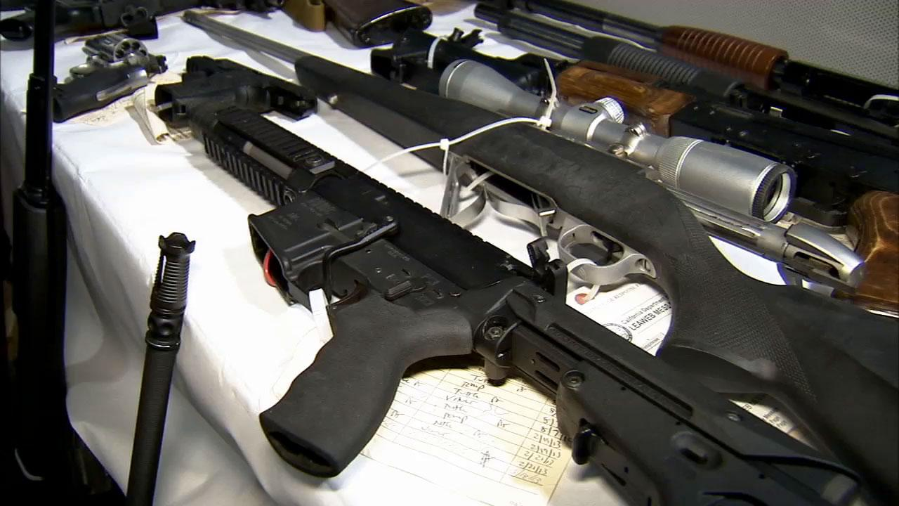 A California law that requires all new semi-automatic handguns to come equipped with a device that stamps each bullet with the guns make, model, and serial number was officially certified on Friday, May 17, 2013.