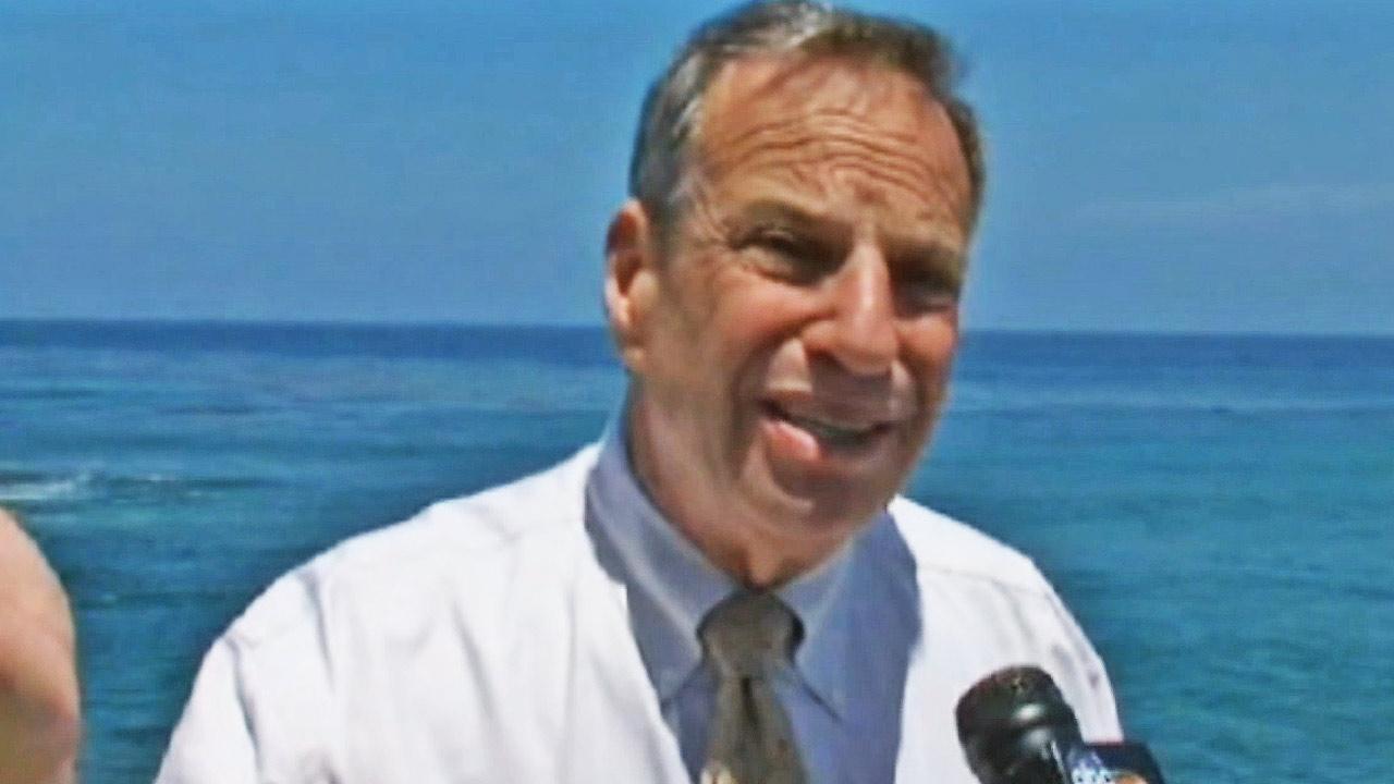 San Diego Mayor Bob Filner