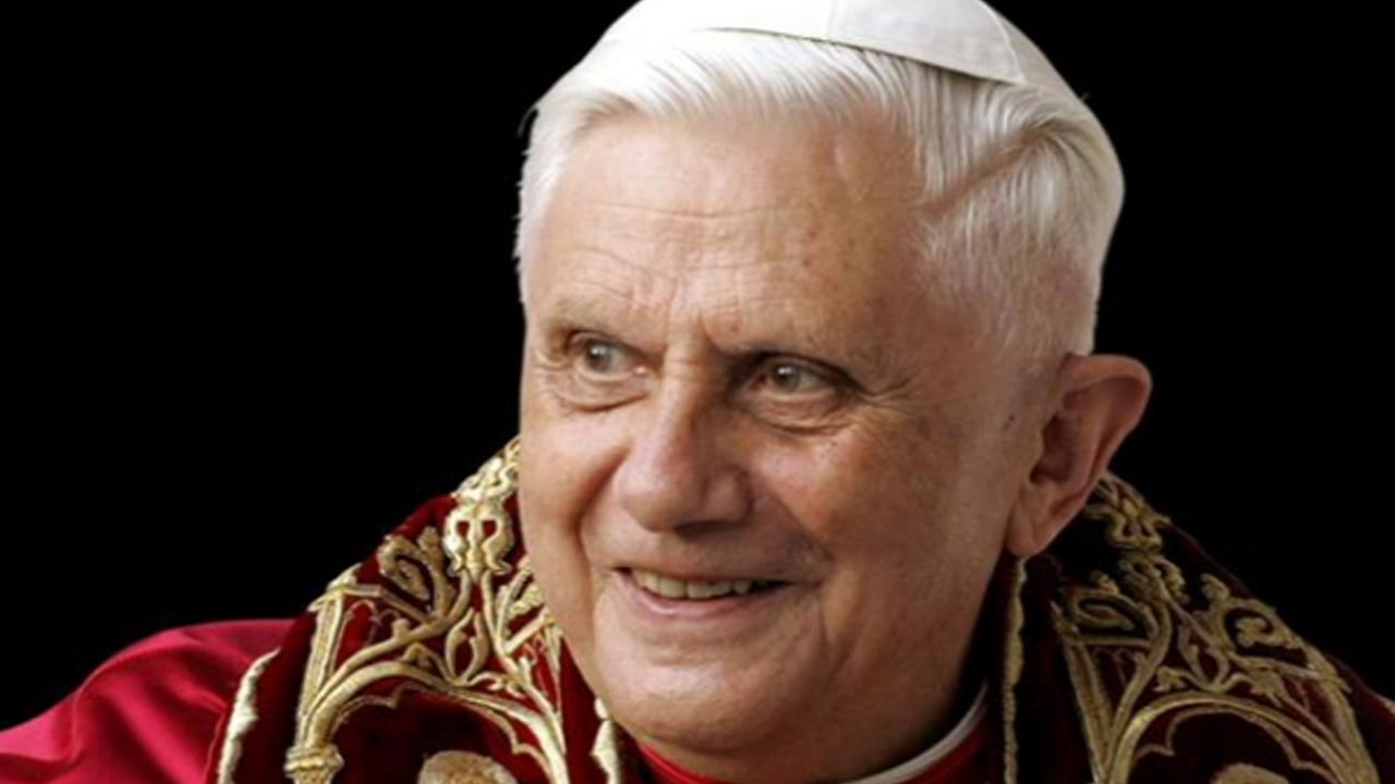 Pope Benedict XVI is seen in this undated file photo.