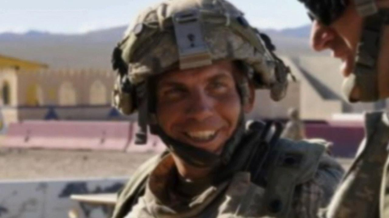 Army Staff Sgt. Robert Bales, 38, is seen in this undated photo. Bales is accused in the massacre of Afghan villagers on March 11, 2012.
