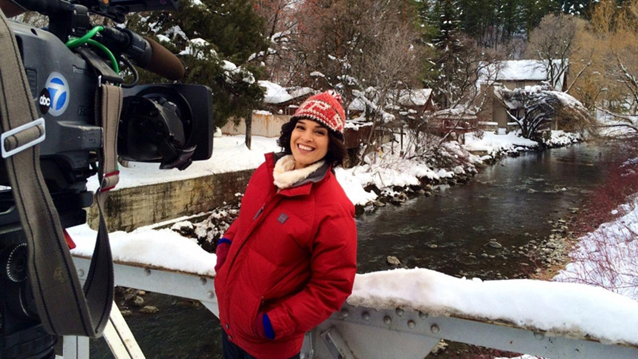 Eye on L.A. returned to Utah, and after just a 2-hour flight, host Tina Malave headed to the quaint town of Ogden for a lot more than just skiing!