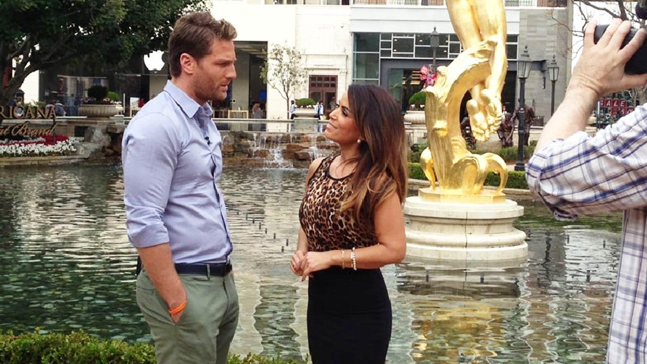The Bachelor star Juan Pablo is on a journey to find love. He talks to Alysha Del Valle about all the women in his life right now.