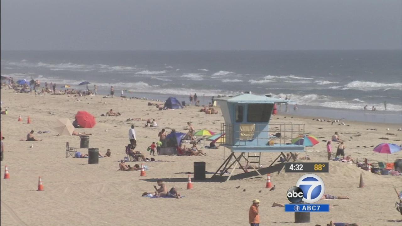 Huntington Beach is seen on Thursday, Sept. 5, 2013.