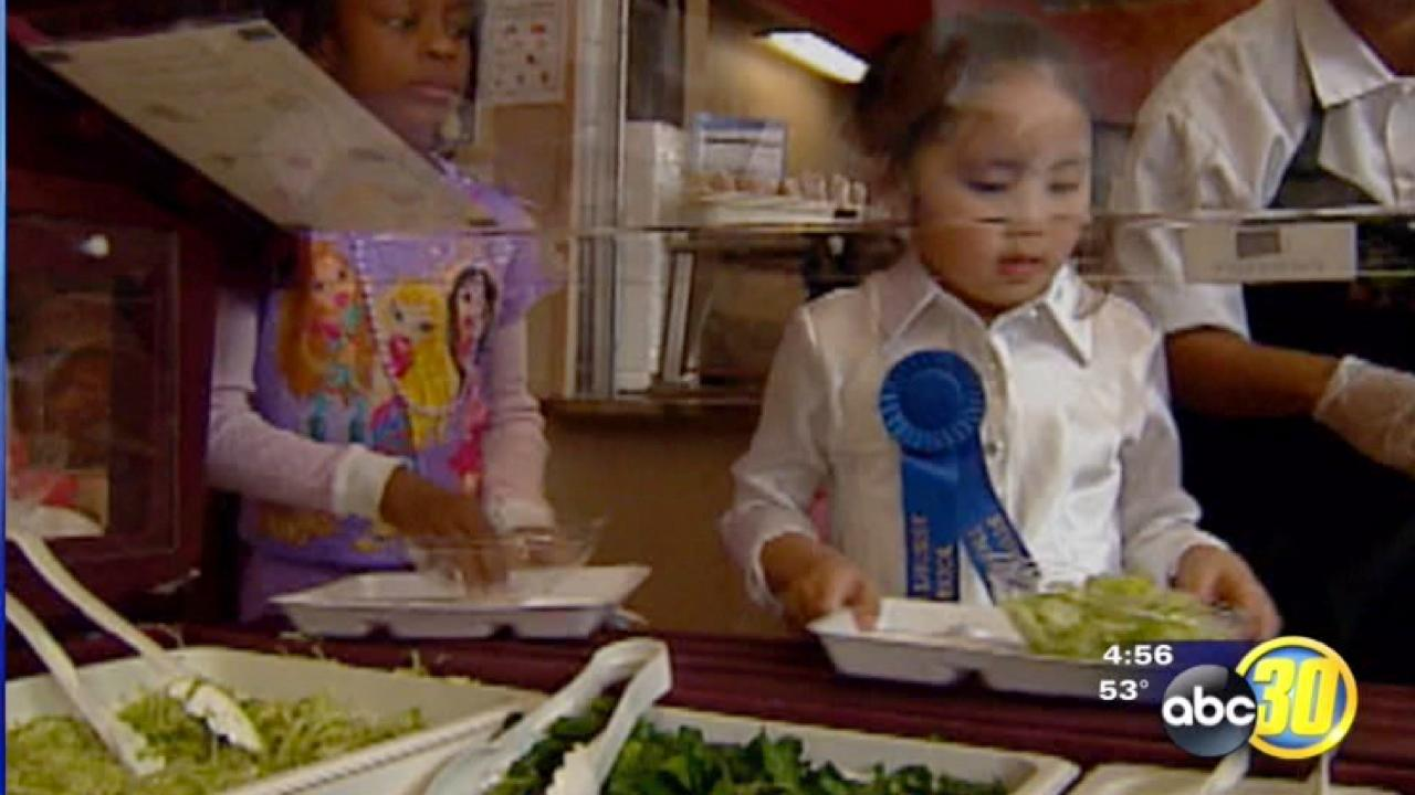 Department of Ag program encourages healthy snacks