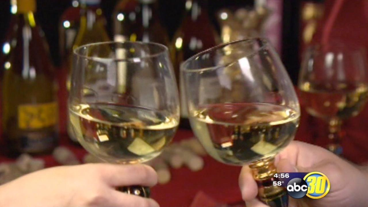 Wine sales up in the US