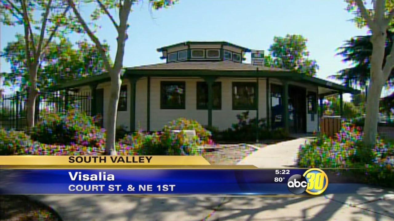 Visalia Rescue Mission opens building in Lincoln Oval Park