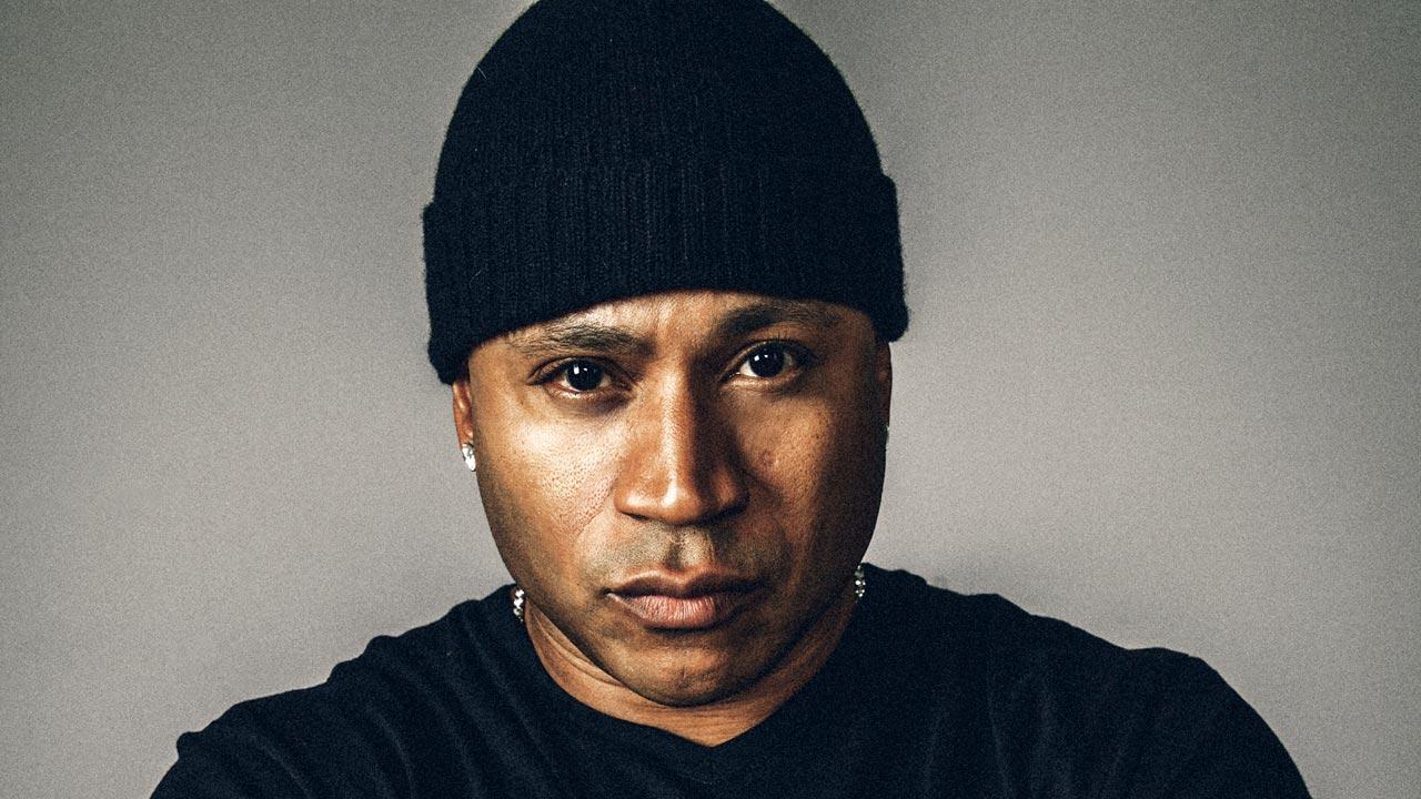 Multi-platinum rap artist LL COOL J
