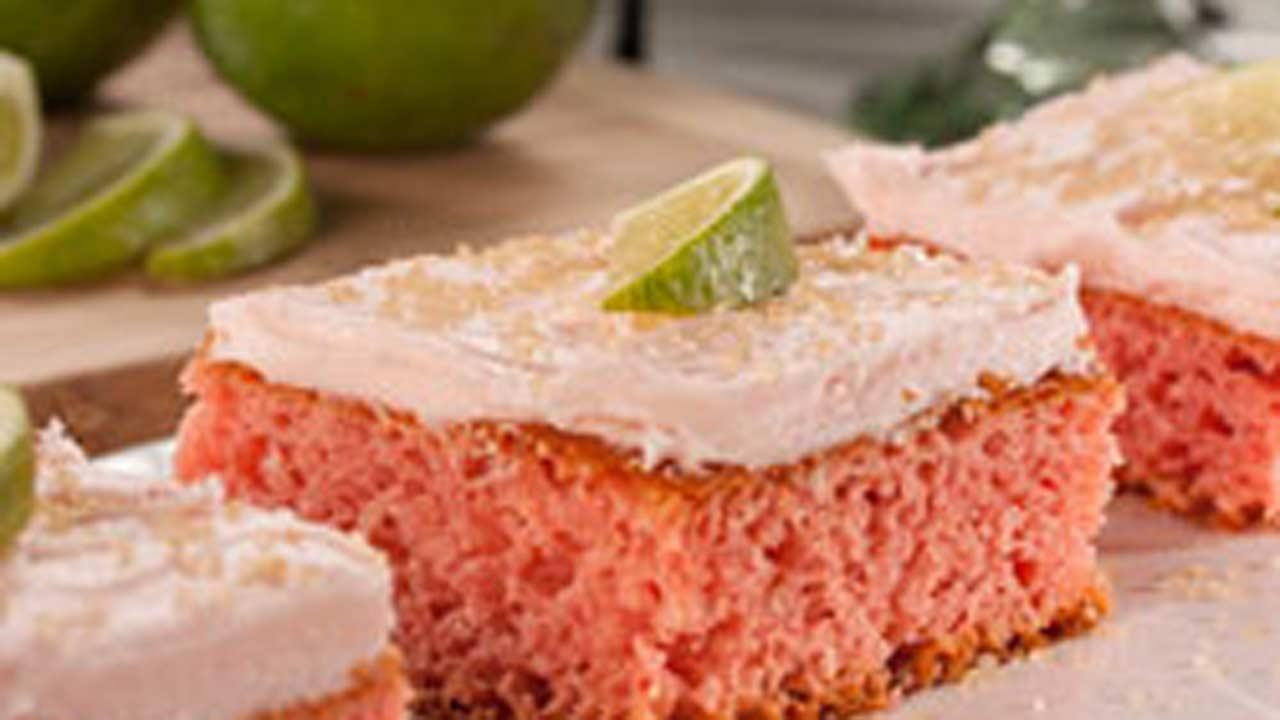 Party Margarita Cake