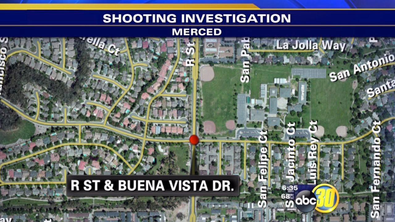 Man dies after North Merced shooting