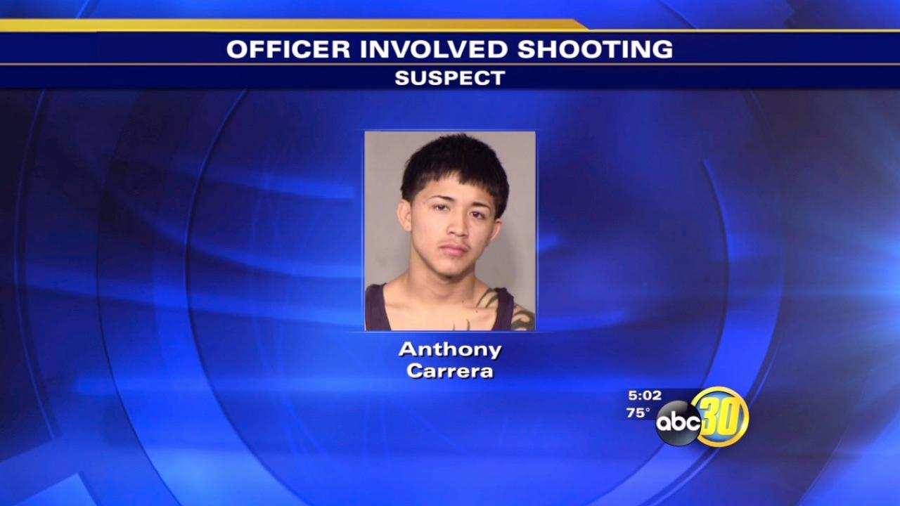 Police: Released parole violator shot at officers