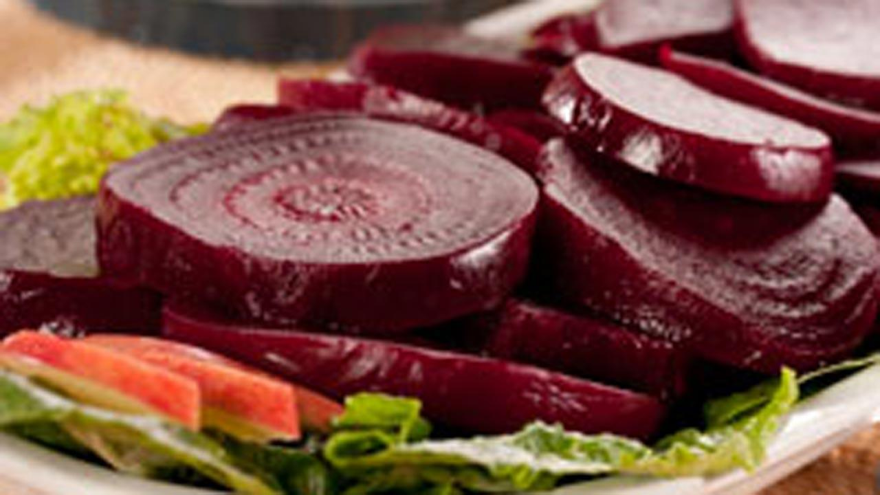 Amish Pickled Beets