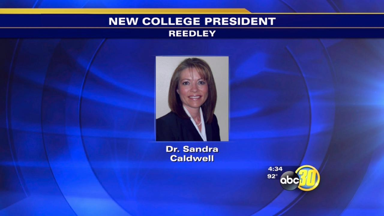 Dr. Sandra Caldwell to head Reedley College