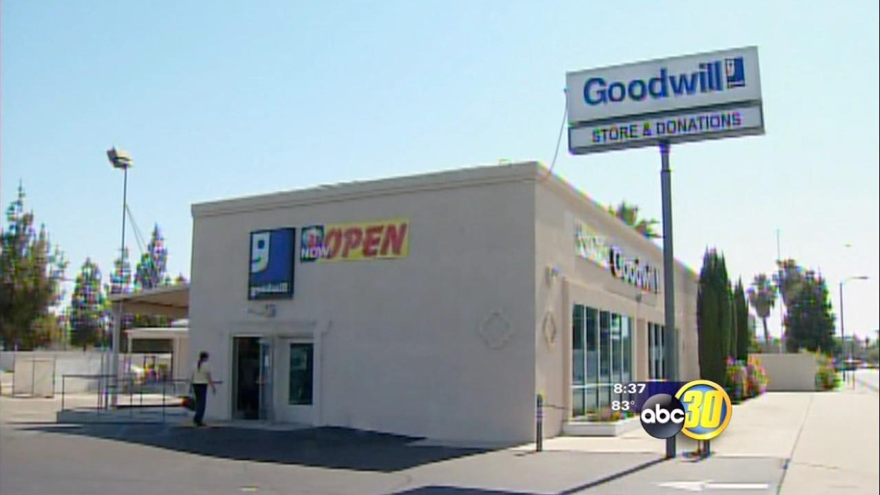 Goodwill opens a new store in Hanford