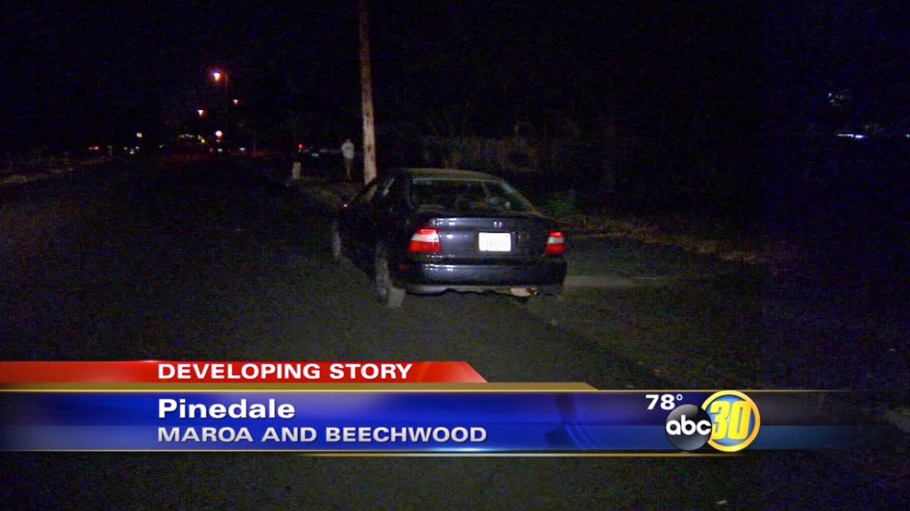 Fresno teen injured after falling off moving car