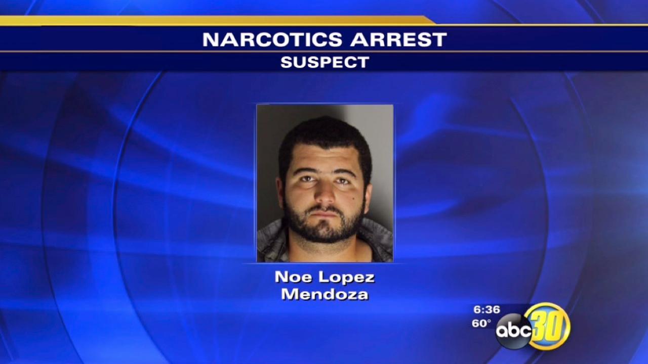 Lindsay man arrested in pot grow bust