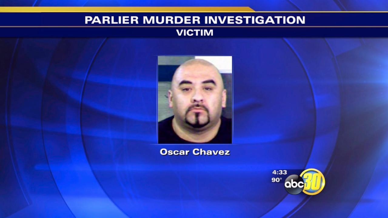 Parlier man found dead in driveway identified