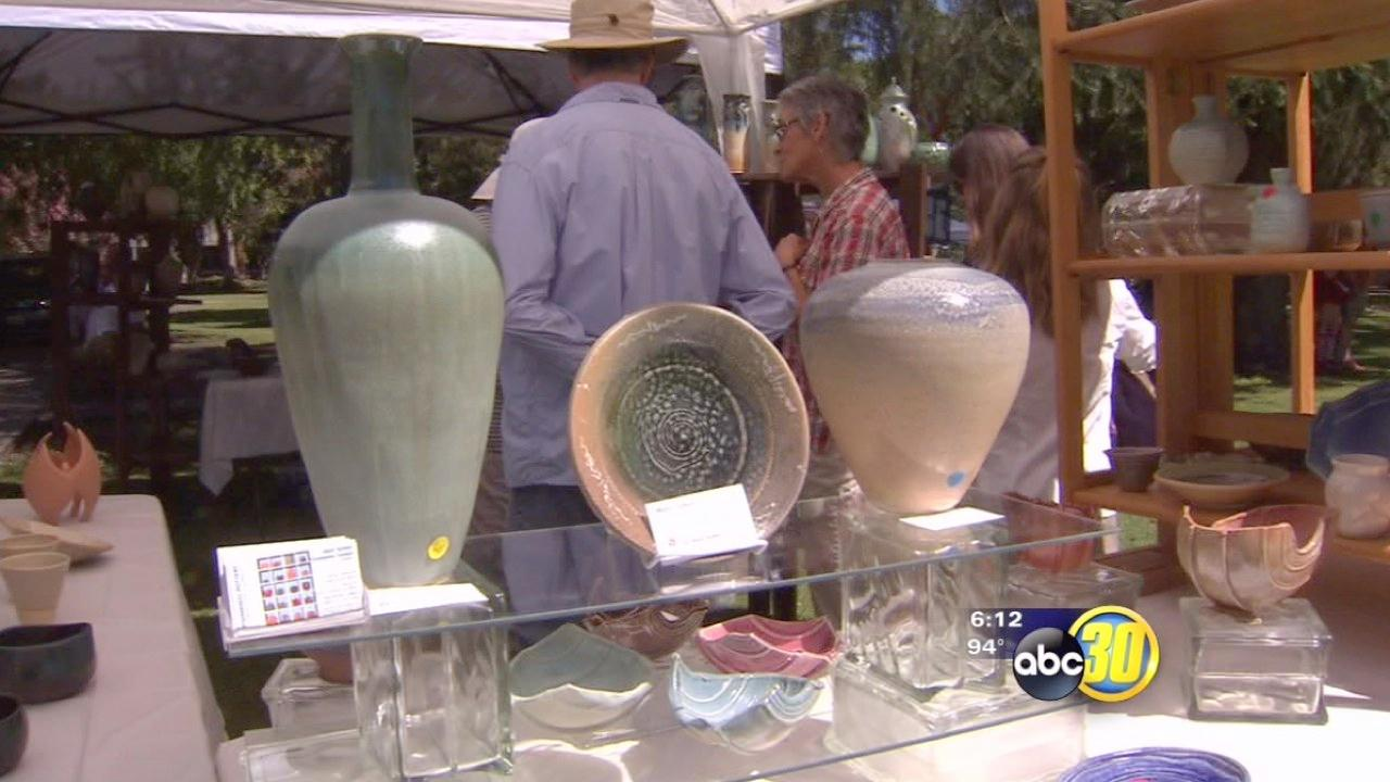First Arts Alive Festival in Downtown Fresno