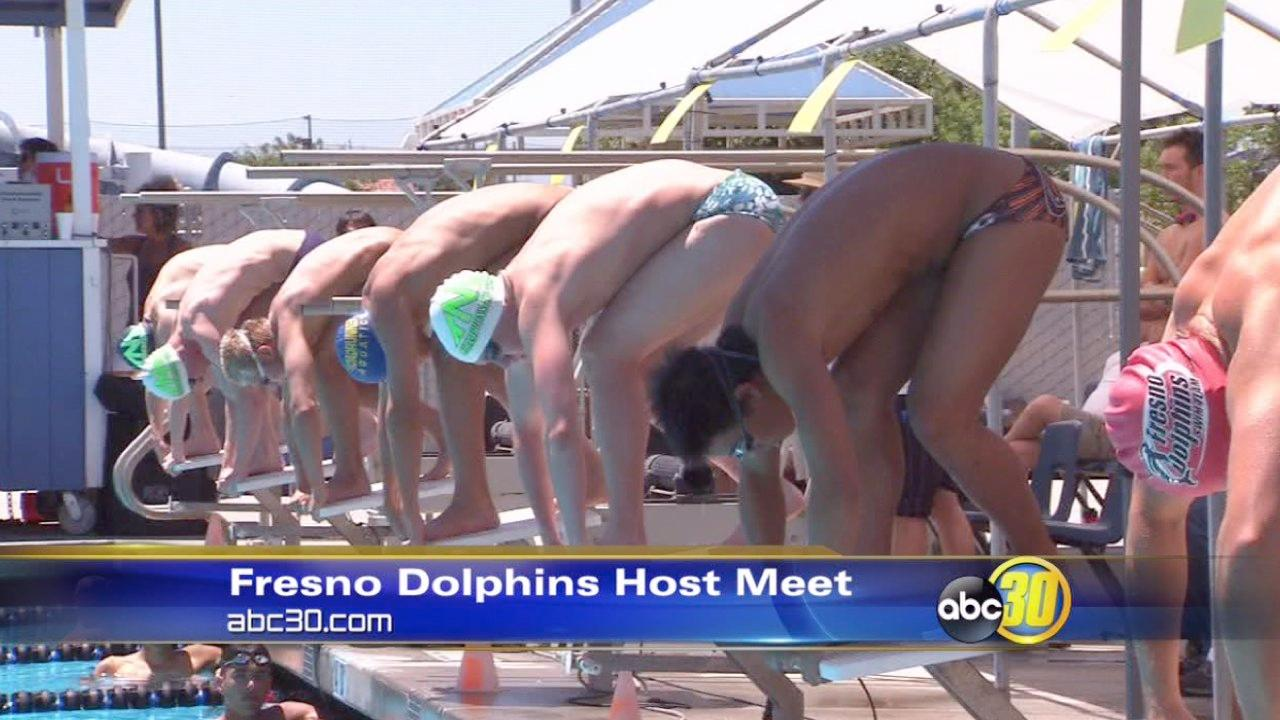 Fresno Dolphins host long course meet