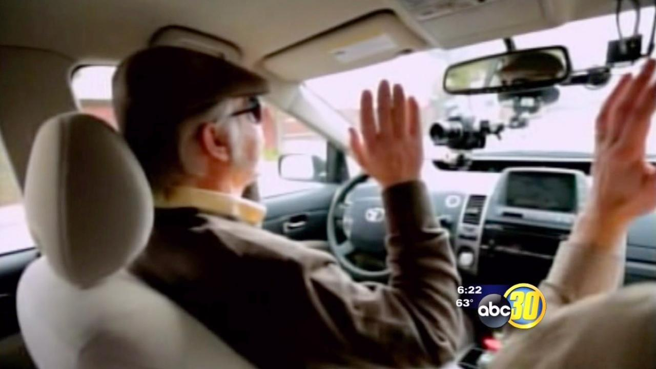 DMV forced to make rules for Google's car