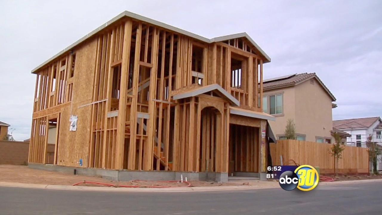 Fresno housing boom creates Valley jobs