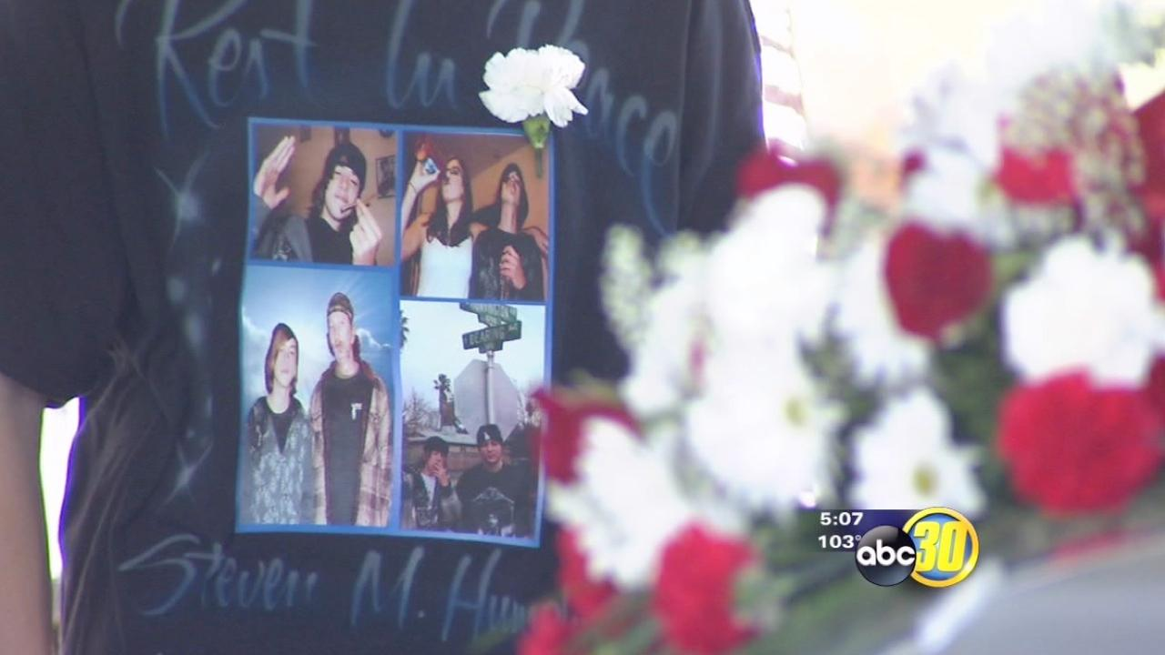 Fresno teenager missing for 4 years laid to rest
