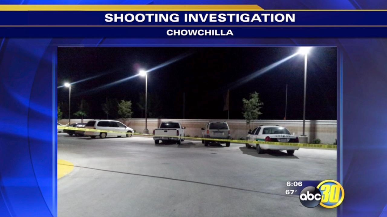 Man shot several times in Chowchilla