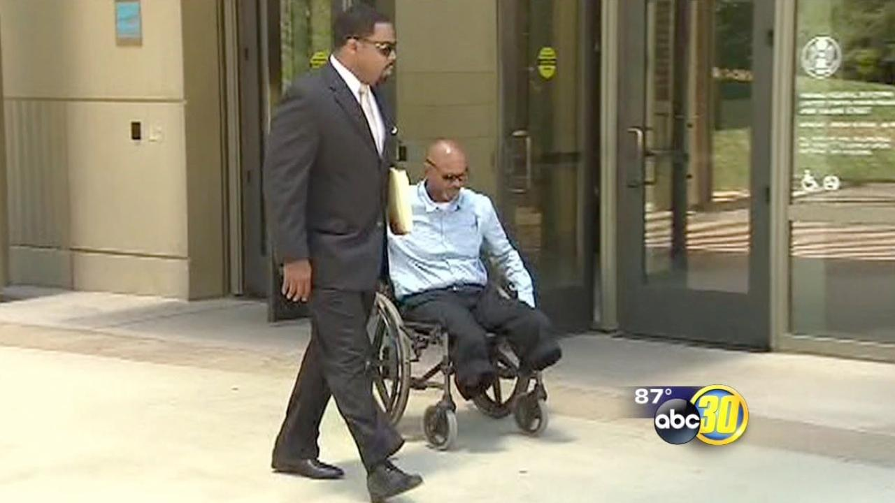 Hung jury in case involving a police officer and double-amputee