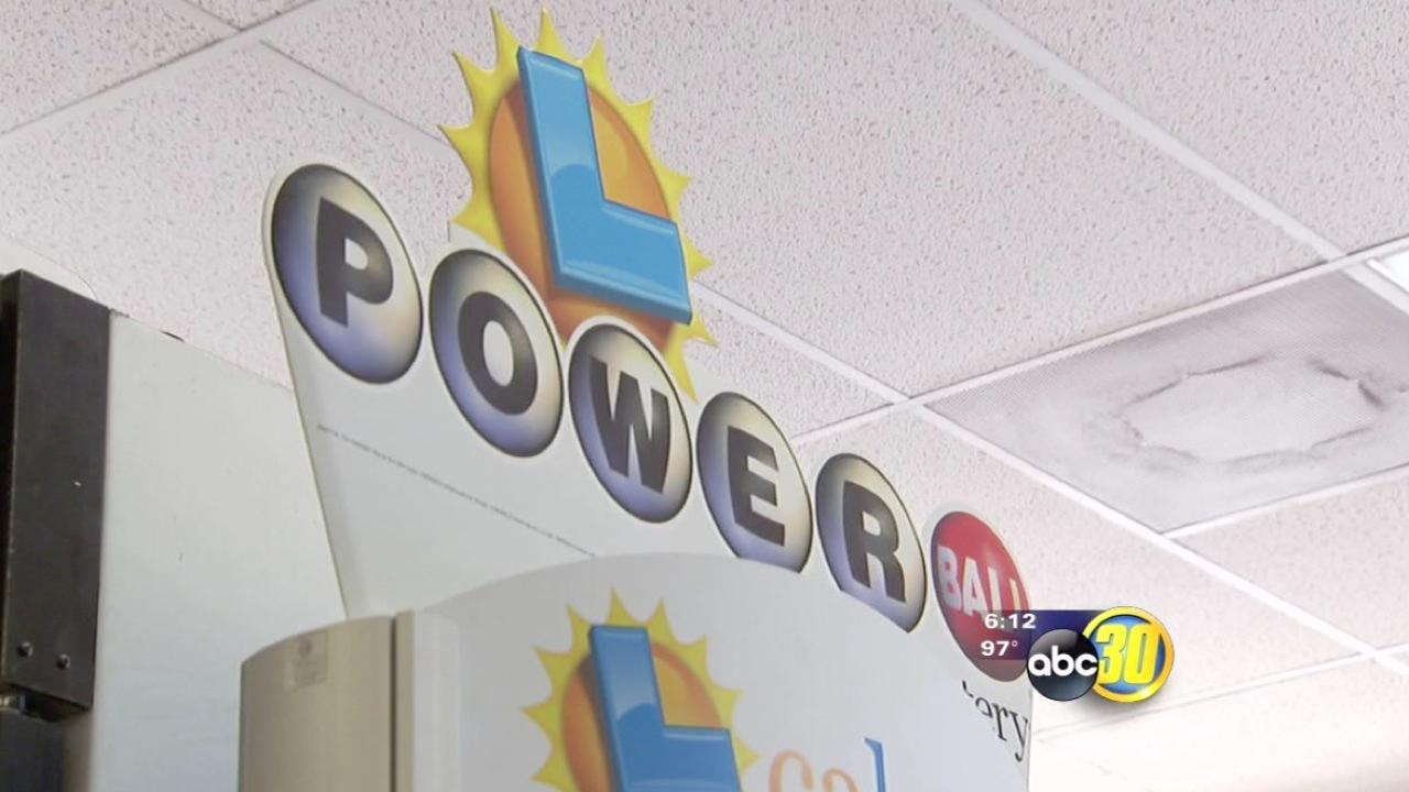 Powerball jackpot increases to $400 million