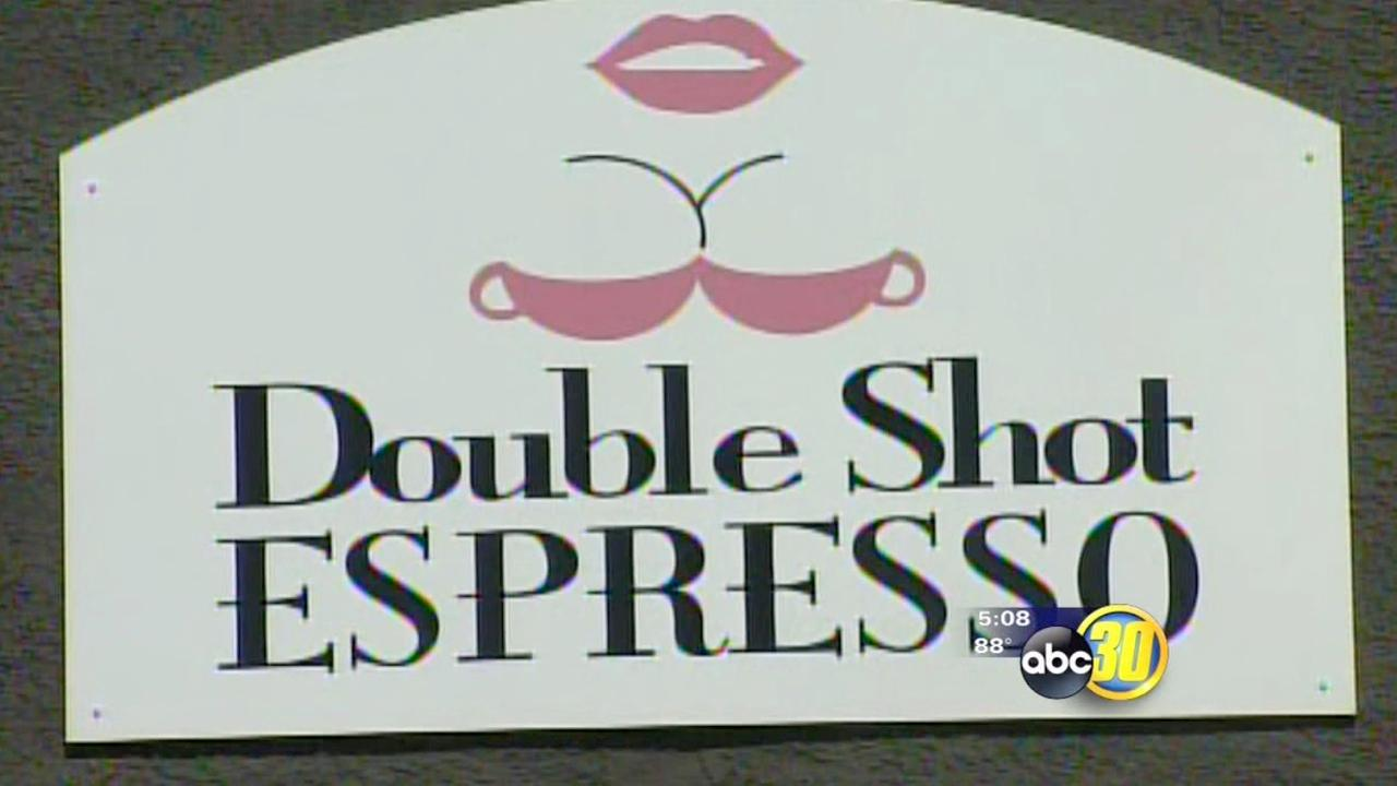 Merced coffee shop takes provocative approach to attract customers