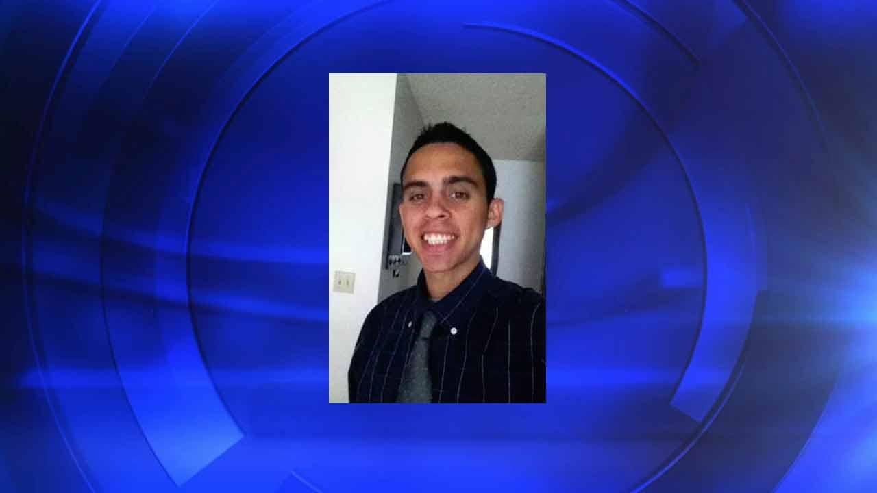 20-year-old Matthew Flores of Coalinga