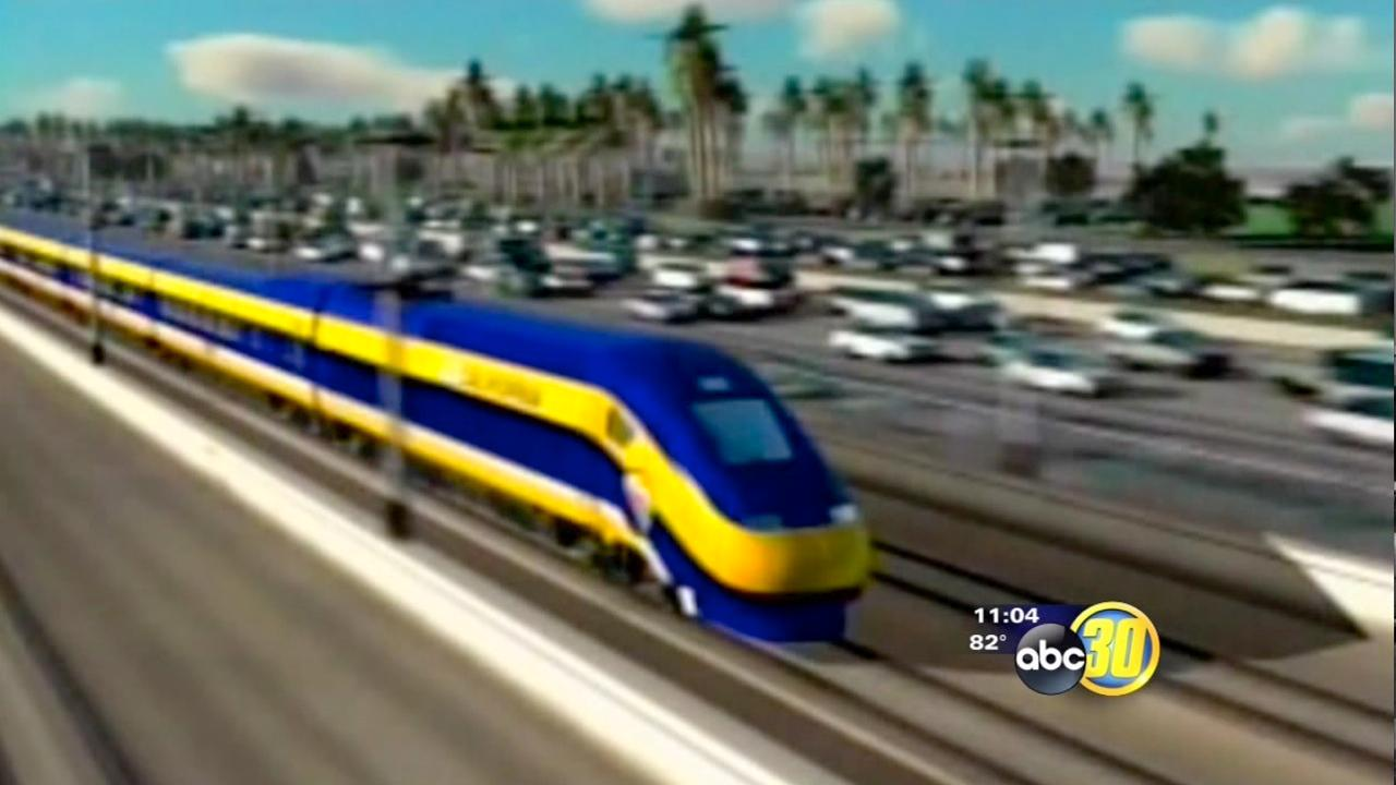 Valley lawmakers call for High Speed Rail investigation