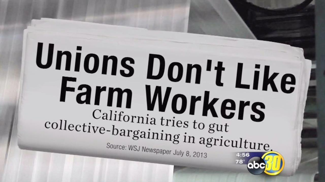 Gerawan Farming political ad causes controversy