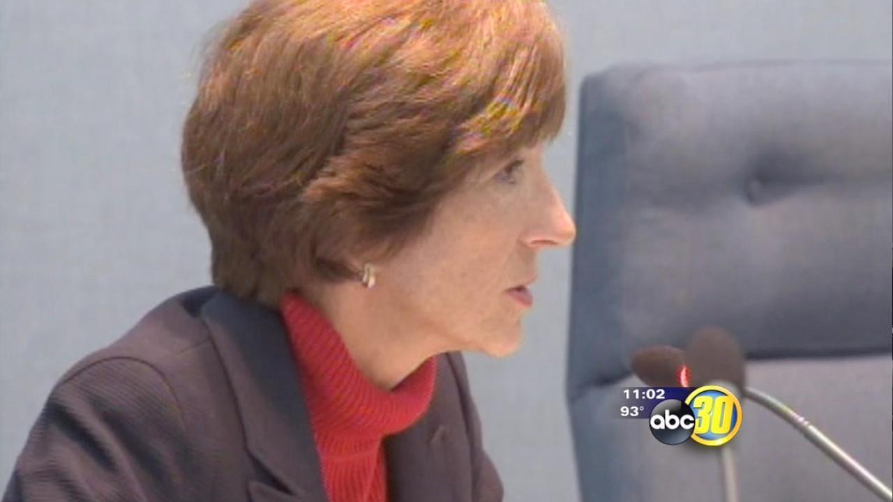 Fresno County Supervisor Judy Case