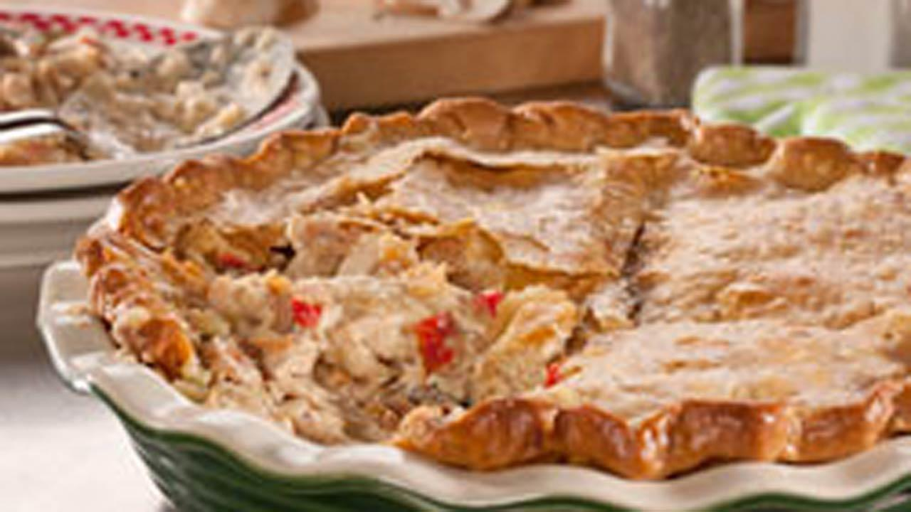 Summer Chicken Pot Pie