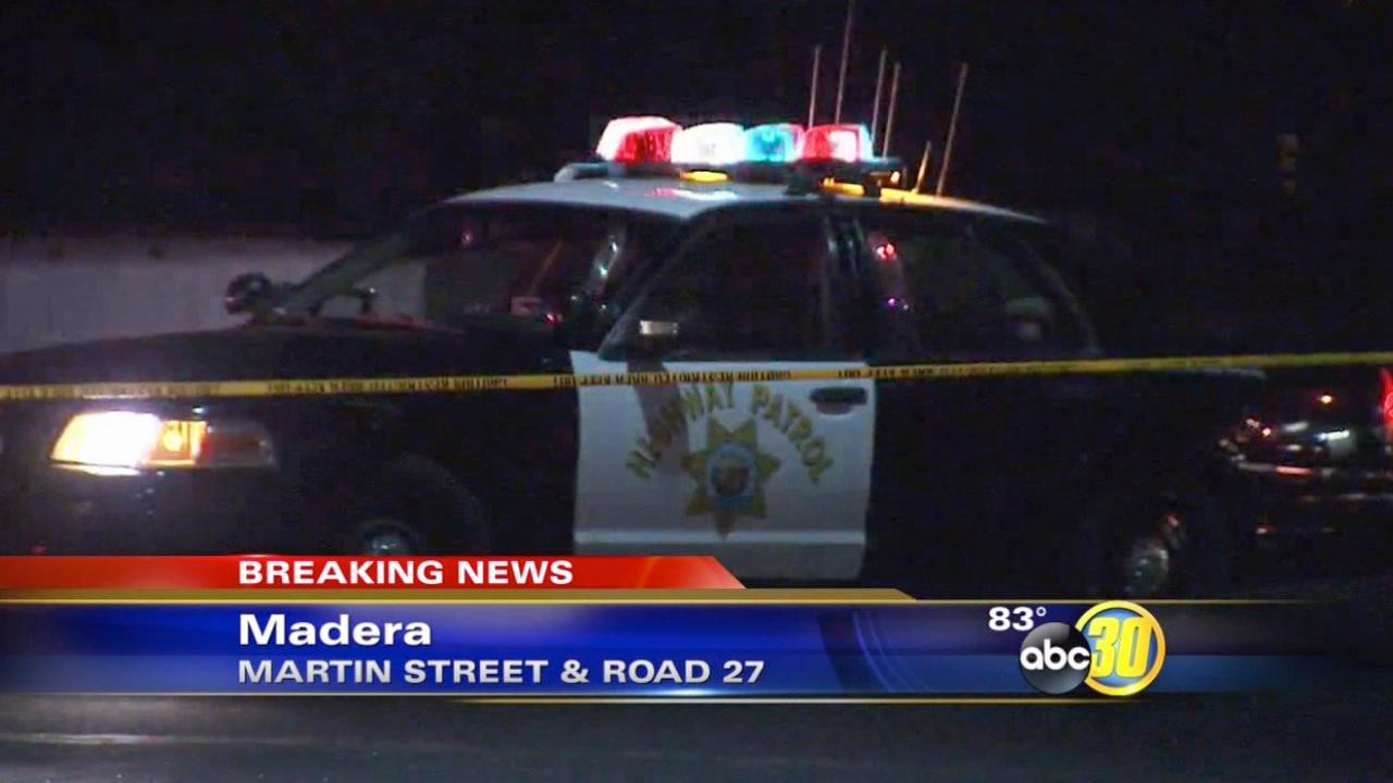 Teenager dies in drive-by shooting in Madera County