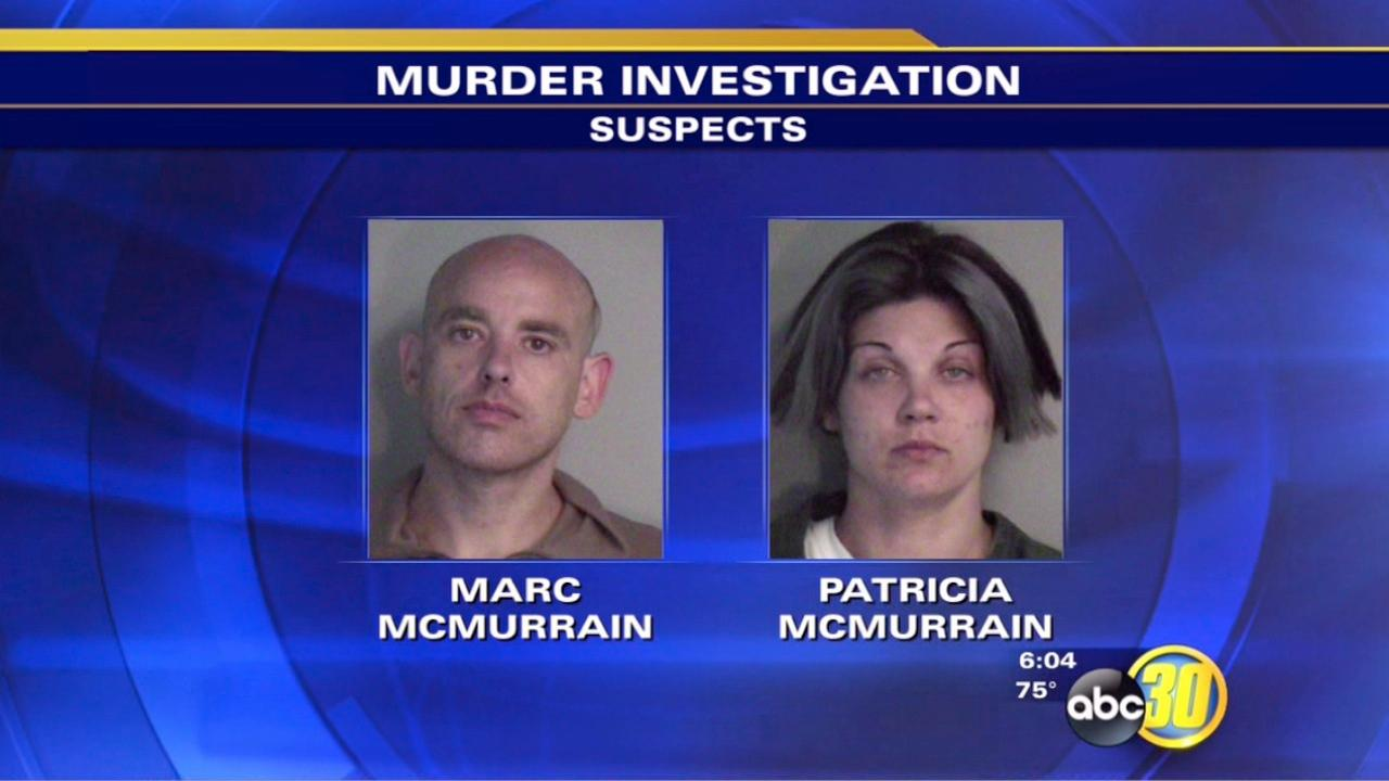 North Fork couple arrested on murder charges