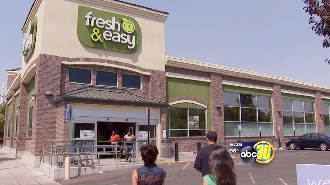 Fresh and Easy to close 2 Fresno locations