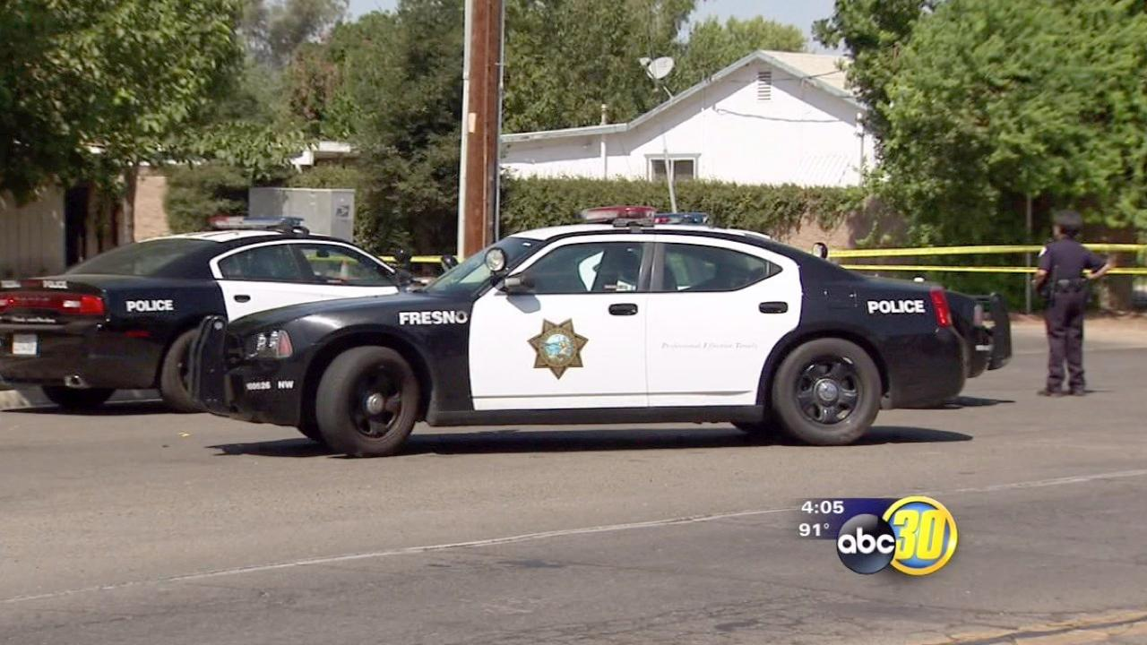 Fresno apartment shooting prompts elementary school lockdown