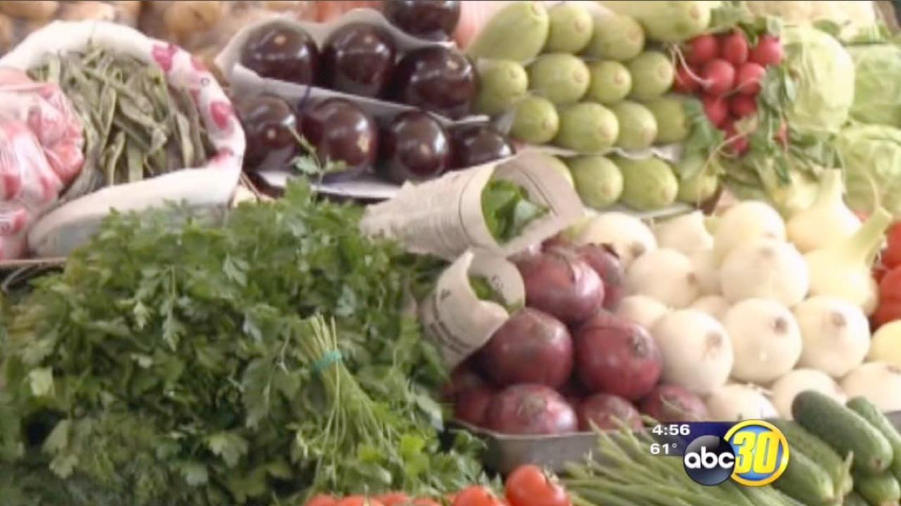 Fresh produce sales seeing an increase this year