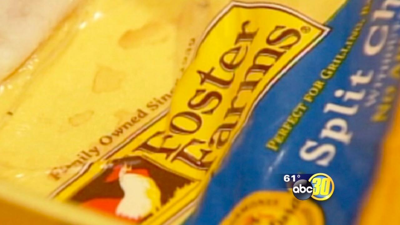 USDA will not shutdown Foster Farms plants after salmonella outbreak